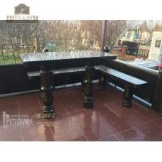 Стол и лавочка №06 — ritualum.ru